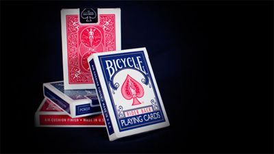Bicycle Poker Rider Back 807, box of 12