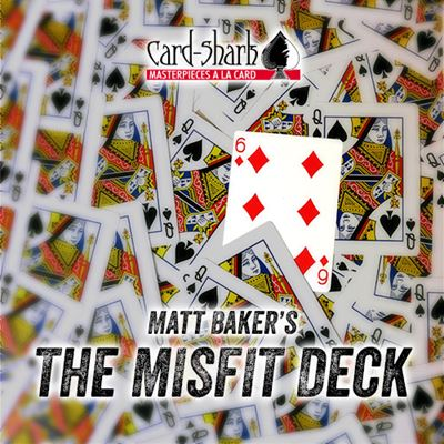 The Misfit Deck - Matt Baker