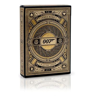 007 Playing Cards